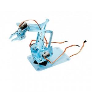 Робот-манипулятор MeArm (красный акрил) купить