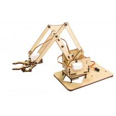 DIY набор робот-манипулятор MeArm (МДФ)