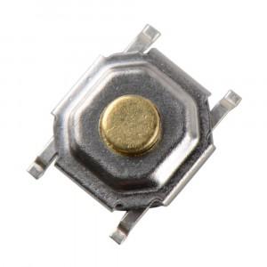 Кнопка тактовая SMD 4х4х1.5 260g купить