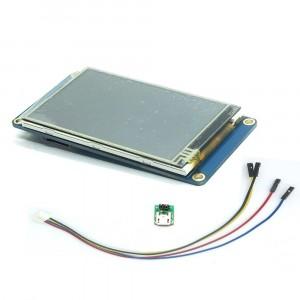Nextion 4.3 сенсорный TFT дисплей NX4827T043 (TJC4827T043) купить