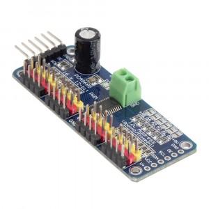 ШИМ контроллер PCA9685 16 каналов  купить