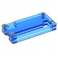 Корпус для Raspberry Pi Zero, синий акрил