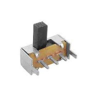 Переключатель движковый угловой SK12D07VG3, 30В 0.3А купить