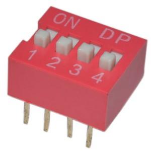 SWD-04 (DS-04) DIP переключатель купить