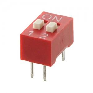 SWD-02 (DS-02) DIP переключатель купить
