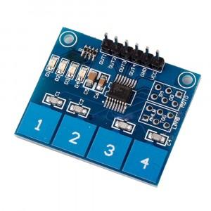 Сенсорная клавиатура TTP224 купить