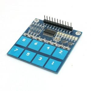 Сенсорная клавиатура TTP226 купить
