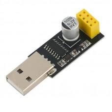Преобразователь USB - UART для Wi-Fi модуля ESP-01