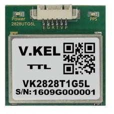 GPS (GALILEO, SBAS) модуль VK2828T1G5L