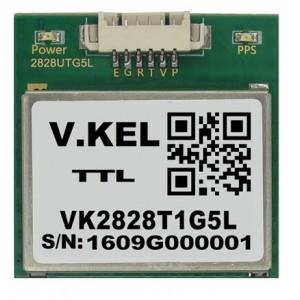 GPS (GALILEO, SBAS) модуль VK2828T1G5L купить