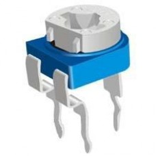 Резистор подстроечный RM065 100 Ом