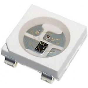Светодиод RGB 5050 WS2812B купить