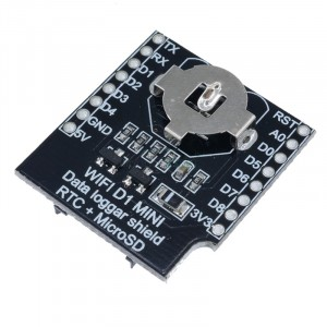 Wemos D1 mini Data Logger Shield купить