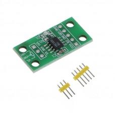 Цифровой потенциометр X9C103S 10кОм