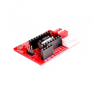 Адаптер для драйвера A4988/DRV8825 купить