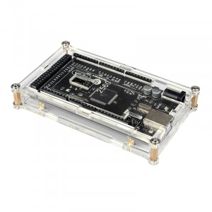 Корпус для Arduino Mega прозрачный акриловый / Купить в RoboShop