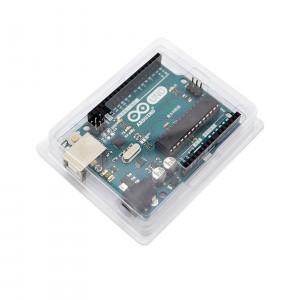 Корпус для Arduino Uno, прозрачный ПВХ