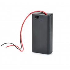 Батарейный отсек UM3x2 (2 x АА) с выключателем
