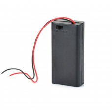 Батарейный отсек 2 x АА с выключателем