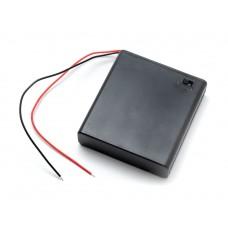 Батарейный отсек 4 x АА с выключателем