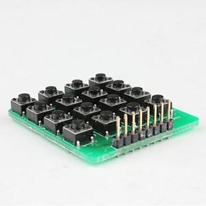 Кнопочная матрица 4х4 купить