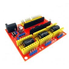 ЧПУ shield для Arduino Nano