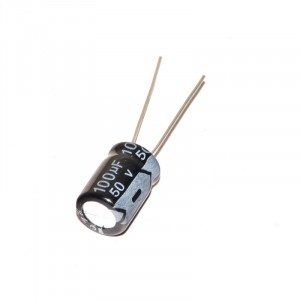 Электролитический конденсатор 1000мкФ 10В, 8*12мм купить