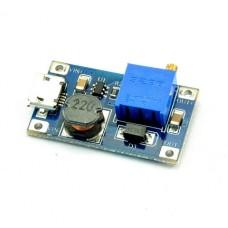 Повышающий DC-DC преобразователь (micro USB)