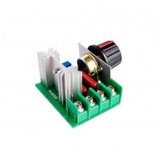 Симисторный регулятор мощности 2000Вт 220В
