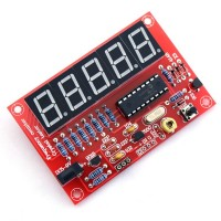 DIY набор frequency counter crystal tester