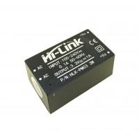 AC/DC конвертер HLK-PM03, 3.3В 3Вт