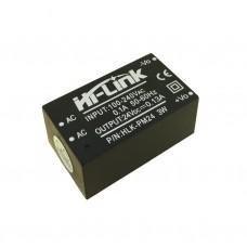 AC/DC конвертер HLK-PM24, 24В 3Вт