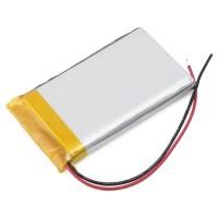 Аккумулятор Li-Pol Орбита 100*100*3 мм 3.7В 3000 мАч
