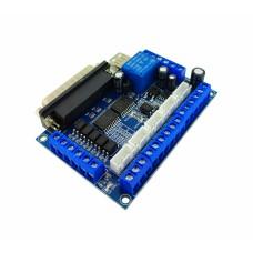 Контроллер MACH3 LPT на 5 осей