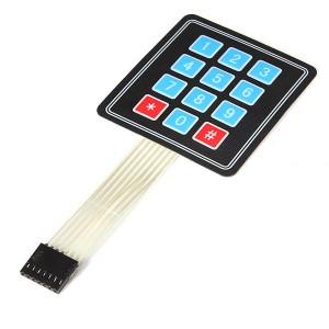 Матричная клавиатура 3х4 купить