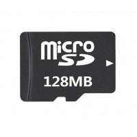 Карта памяти microSD 128Мб