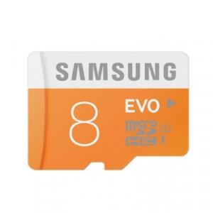 Карта памяти microSD Class10 8Гб купить