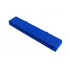 Вертикальный коннектор для BBC micro:bit синий