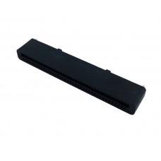 Вертикальный коннектор для BBC micro:bit черный