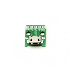 Micro-USB (разъем) плата-переходник