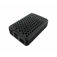 Корпус для Raspberry Pi 4, черный