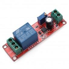 Модуль реле 12В с таймером
