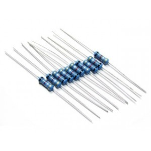 Резистор металлопленочный 0 Ом, 0.25 Вт, 1% купить