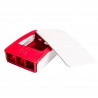 Официальный корпус для Raspberry Pi 3 красно-белый