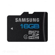 Карта памяти Samsung microSD Class10 16Гб