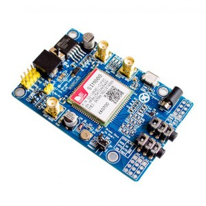 GSM/GPRS + GPS + Bluetooth Shield SIM808 купить