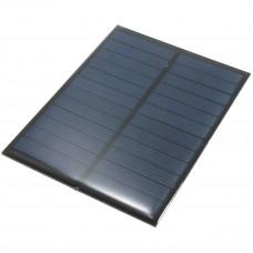 Солнечная батарея, 6В 1Вт