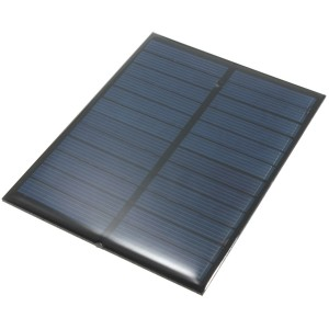 Солнечная батарея, 5В 1,2Вт