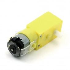 TT-motor, мотор с редуктором 1:48