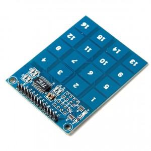 Сенсорная клавиатура TTP229 купить